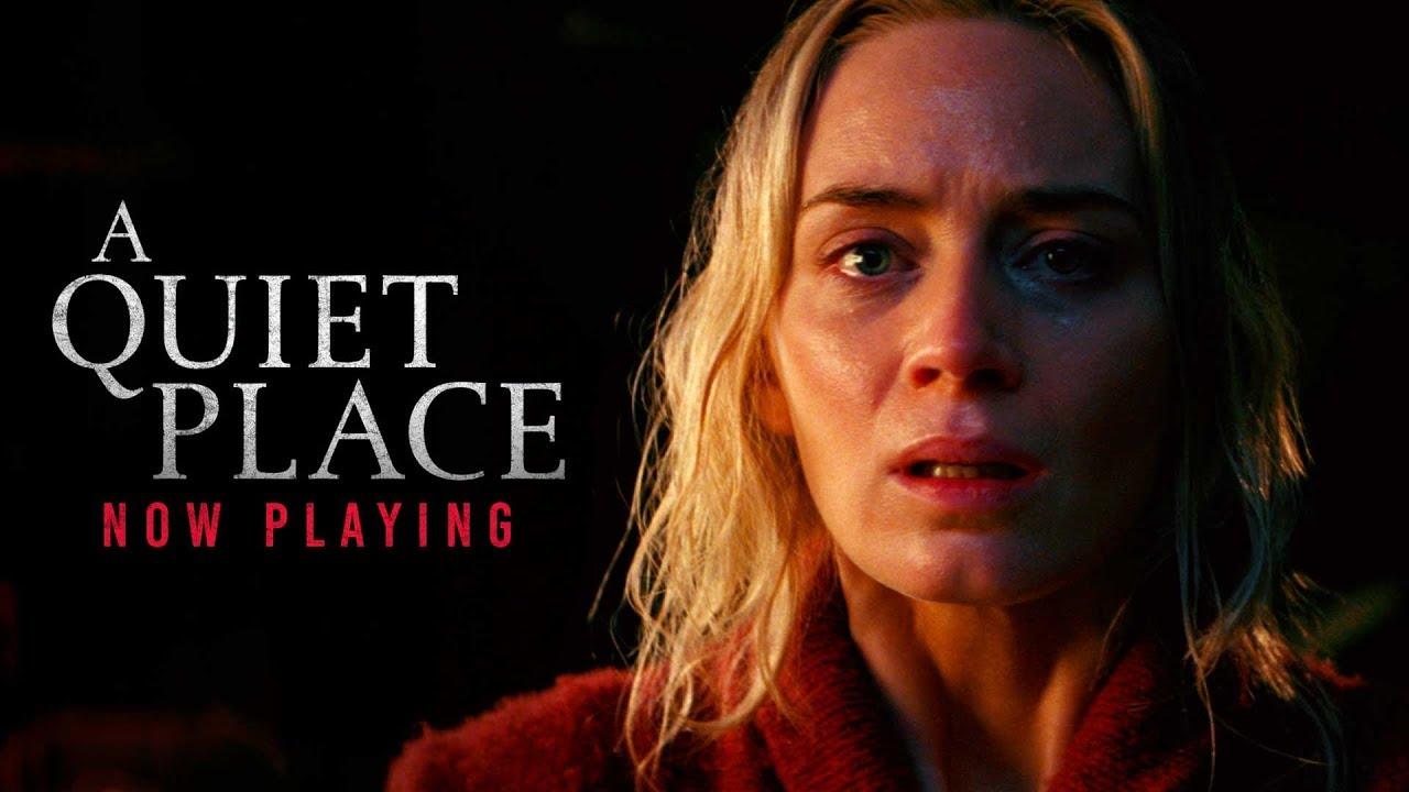 John Krasinski & Emily Blunt Listen Closely, Move Carefully & Never Make a Sound in 'A Quiet Place' (Final Trailer)