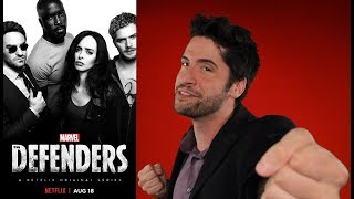 The Defenders - Season 1 Review by Jeremy Jahns