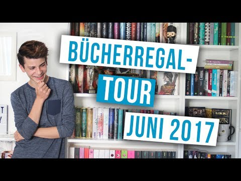 MEIN BÜCHERREGAL 💗 | XXL TOUR