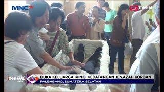 Video Isak Tangis Keluarga Pecah saat Kedatangan 4 Jenazah Korban Pembunuhan di Palembang - LIM 25/10 MP3, 3GP, MP4, WEBM, AVI, FLV April 2019