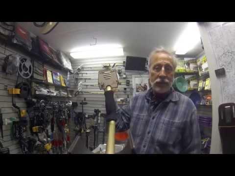 Big Valley Metal Detectors - review - Tesoro Compadre metal detector and the BOARD OF PAIN