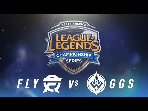 FLY vs. GGS - Week 8 Day 2 | NA LCS Spring Split | FlyQuest vs. Golden Guardians(2018)