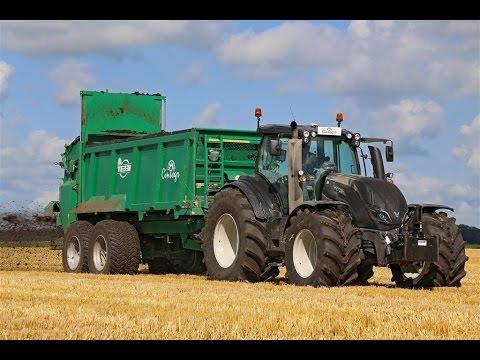 Tracteur Valtra 2