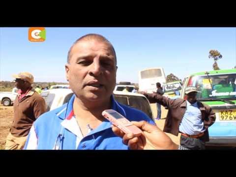 Several motorists arrested by NTSA in Meru County (видео)