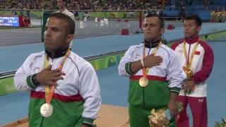 Rio 2016 Paralympics Day 4 Highlights