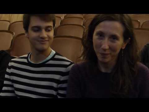 intervista ai partecipanti del corso di alta formazione attore autore nel T.R.