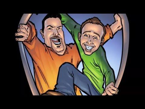 Quim Roscas & Zeca Estacionâncio em Hamburgo (2012) Part 1