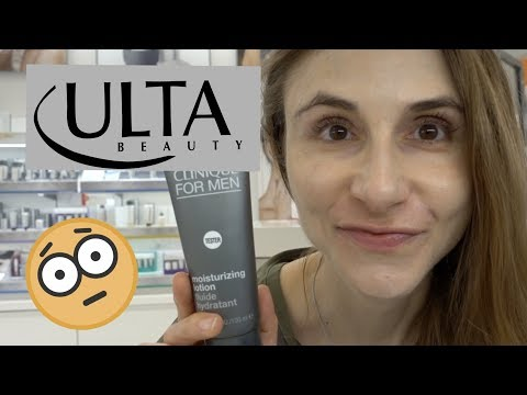 SHOP WITH ME AT ULTA FOR SKIN CARE| DR DRAY