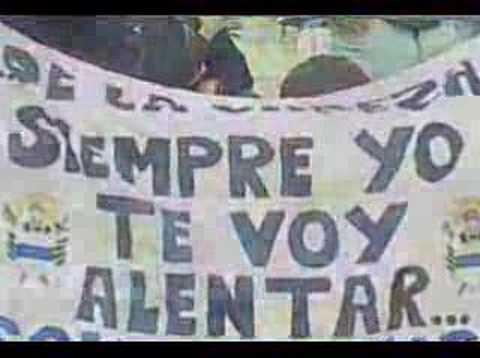 No me arrepiento de este amor - La Banda de Fierro 22 - Gimnasia y Esgrima - Argentina - América del Sur