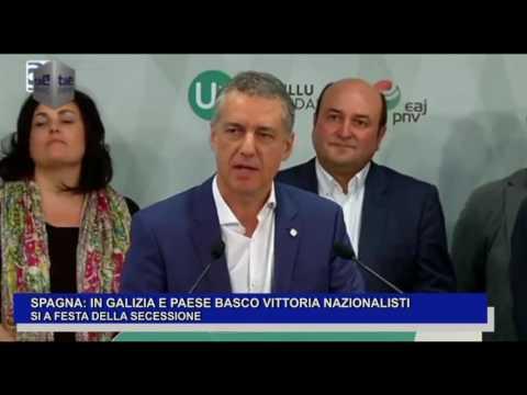 SPAGNA: IN GALIZIA E PAESE BASCO VITTORIA NAZIONALISTI