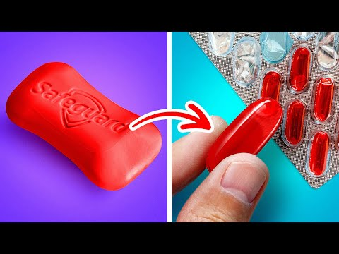SMART LIFE HACKS FOR CRAFT LOVERS by 5-Minute Crafts LIKE