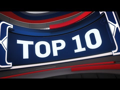 Top 10 Plays of the Night | March 16, 2018 (видео)