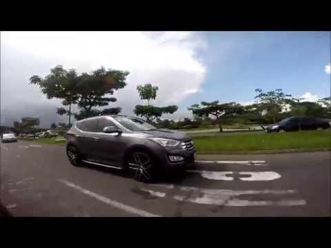 Hyundai Santa Fe Lorenzo Wheels
