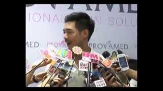 EFM ON TV 23 August 2013 - Thai TV Show