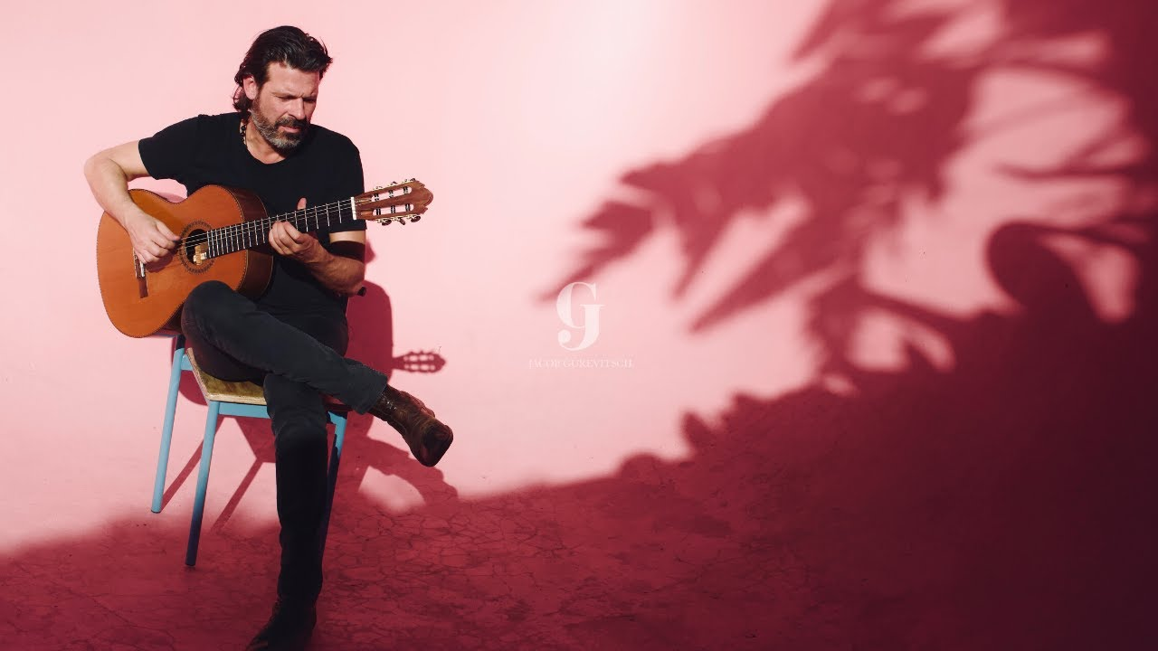 Jacob Gurevitsch   Pool Session #2   Spanish Instrumental acoustic guitar music
