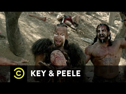 Key  Peele Severed Head Warriors