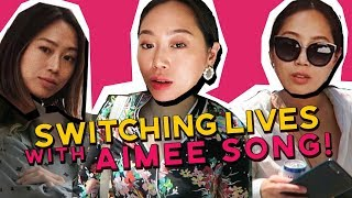 Video Being Aimee Song for a Day | Aimee Song MP3, 3GP, MP4, WEBM, AVI, FLV Agustus 2018