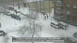 Какие же всё-таки настырные люди во Владивостоке