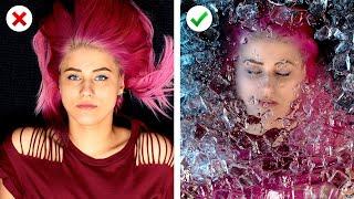 Video 10 Fun and Creative Photo Ideas! Instagram Photo Hacks MP3, 3GP, MP4, WEBM, AVI, FLV Juni 2019