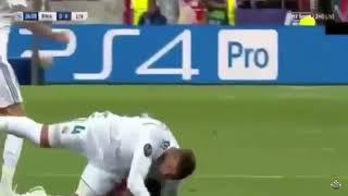 Download Lagu Ramos - Mohamed salah incident  football 2018   Mp3