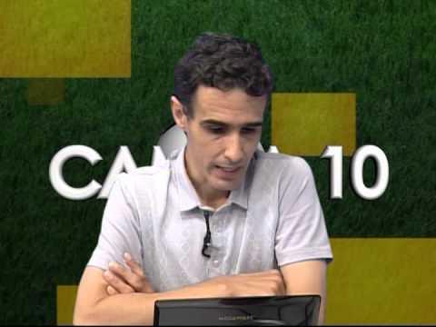 Camisa 10 Nº 38 - Eduardo Gouvea