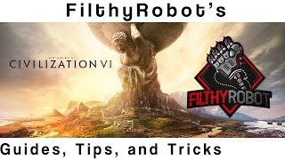 Video FilthyRobot's Civ 6: Very Early Game Decisions MP3, 3GP, MP4, WEBM, AVI, FLV Maret 2018