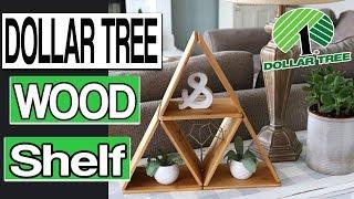 Dollar Tree DIY SHELF ⭐ Bathroom Decor 2019