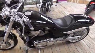 4. 2005 Victory Hammer V twin Cruiser
