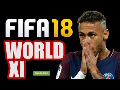 Best XI In The World According To FIFA 18