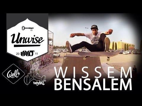 Unwise - Wissem Bensalem Part 2013 Skate