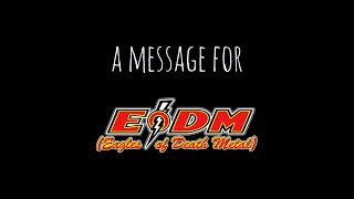 A Message for Eagles of Death Metal