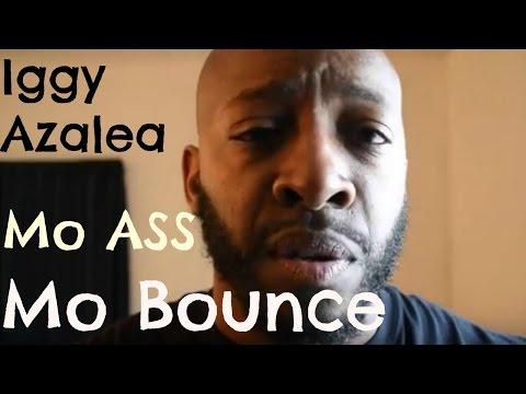 Iggy Azalea - Mo Bounce (Music Video) REACTION