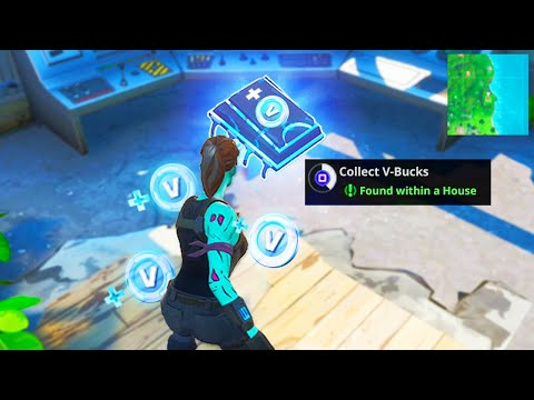 The SECRET FORTBYTE REWARD In Fortnite..