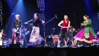 Good Vibrations at Shrewsbury Folk Festival 2015