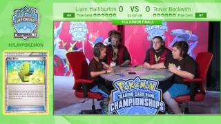 2016 Pokémon National Championships: TCG Juniors Finals by The Official Pokémon Channel