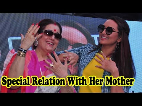 Sonakshi Sinha On Her Special Relation With Her Mo