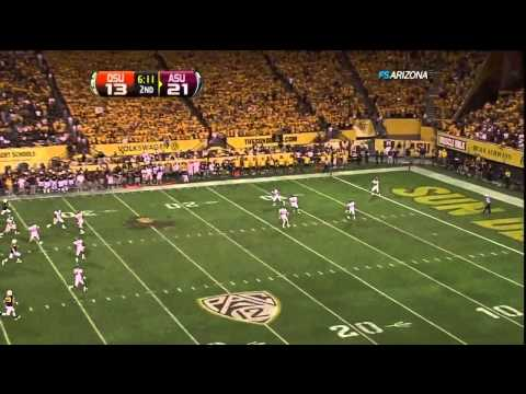 Jordan Poyer vs Arizona St. 2011 video.