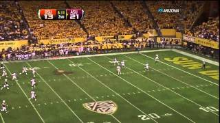 Jordan Poyer vs Arizona State (2011)