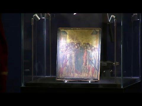 Τιμή – ρεκόρ για πίνακα του 13ου αιώνα σε δημοπρασία στη Γαλλία…