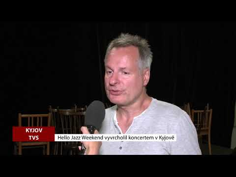 TVS: Kyjov - Hello Jazz Weekend 2018 - koncert
