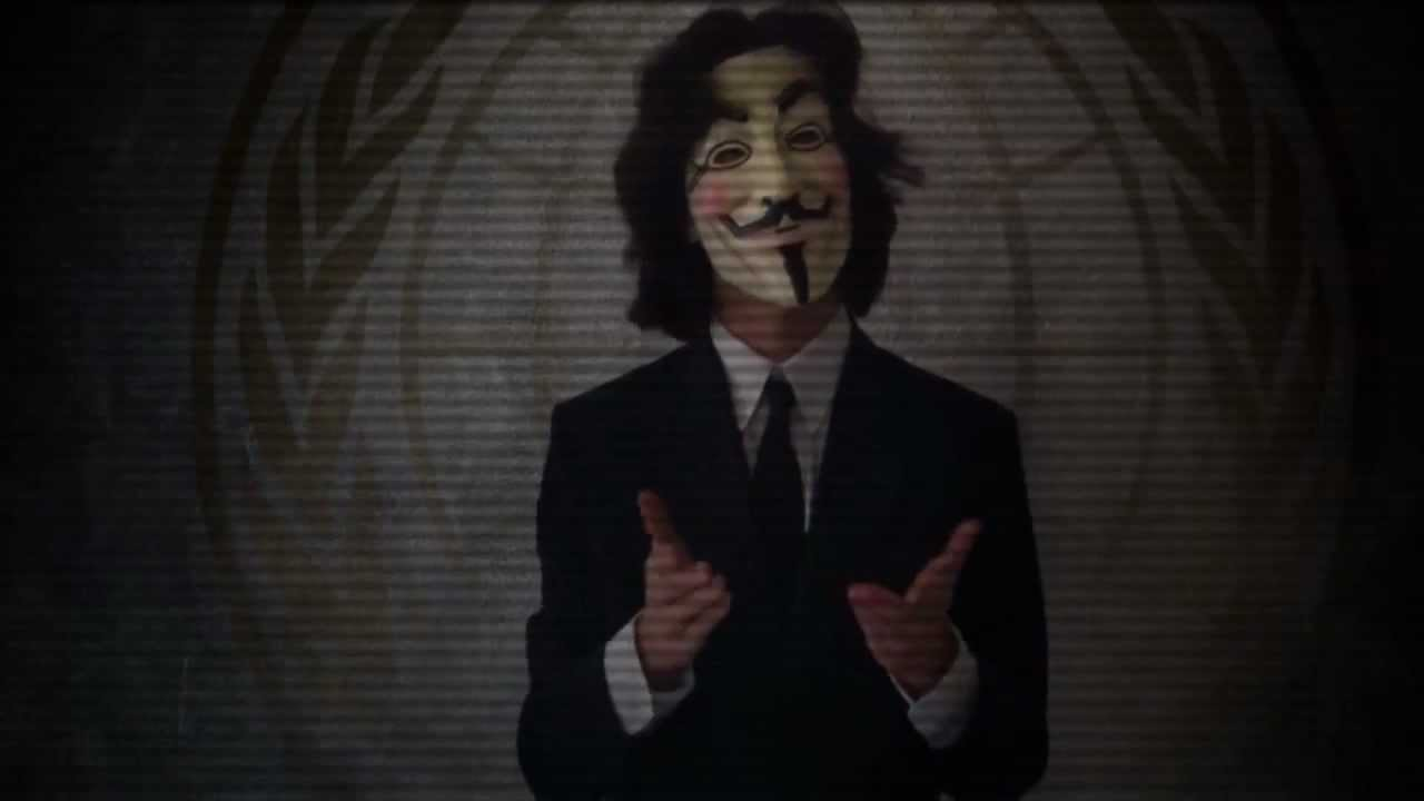 Anonymous Message to US Armed Forces [HD]