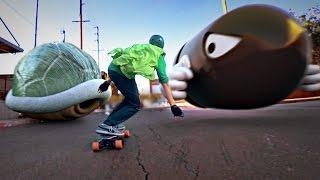 Mario Skate (60 fps!) - YouTube