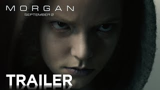 Morgan  Official Trailer HD  20th Century FOX