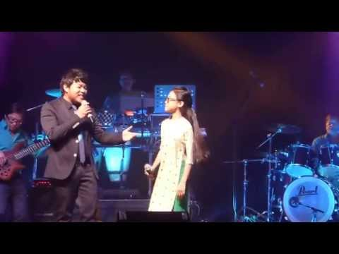 Quang Lê Và Phương Mỹ Chi biểu diễn tại Sydney 2014