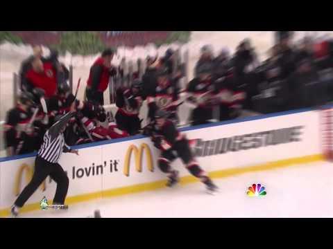 NHL 2008-09, RS, WC, Detroit - Chicago (Full, RU)