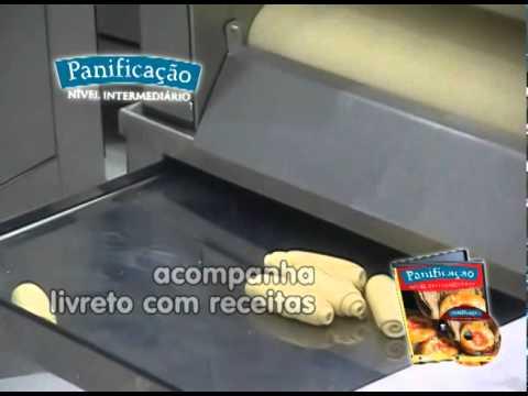 DVD Panificação - Nível Intermediário