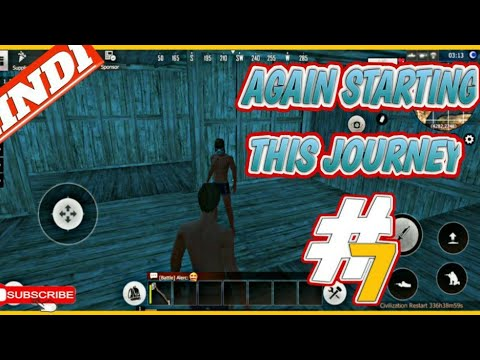 Last Day Rules Survival Gameplay Episode #7 again starting this journey