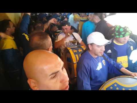 Previa de La 12 Boca vs Quilmes 25/09/16 - La 12 - Boca Juniors