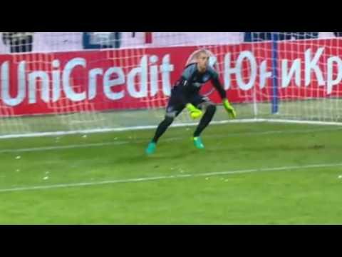 Zenit vs Anderlecht 3:1 Goals Highlights 2017