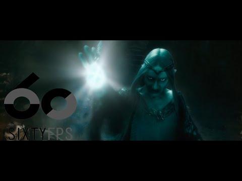 [60FPS] The Hobbit  B.O.F.A  Galadriel vs Sauron 60FPS HFR HD